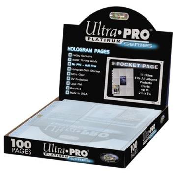 Страницы в папки UltraPRO Platinum (10 шт.) доставка товаров из Польши и Allegro на русском