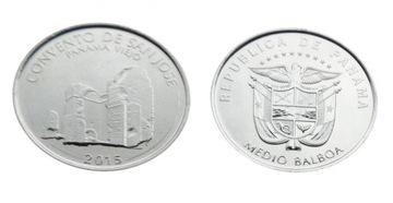 Панама 0.5 бальбоа Монастырь Сан-Хосе-2015 доставка товаров из Польши и Allegro на русском