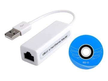 СЕТЕВАЯ КАРТА LAN, USB, RJ-45 Fast Ethernet zPL доставка товаров из Польши и Allegro на русском