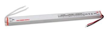 Блок питания 12V 60W 5A ULTRA SLIM для СВЕТОДИОДНОЙ ленты доставка товаров из Польши и Allegro на русском