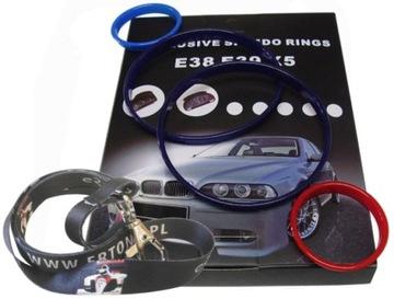 РАМКИ НА ЧАСЫ, СЧЕТЧИК ДЛЯ BMW E38 E39 ТОЛЬКО У НАС доставка товаров из Польши и Allegro на русском