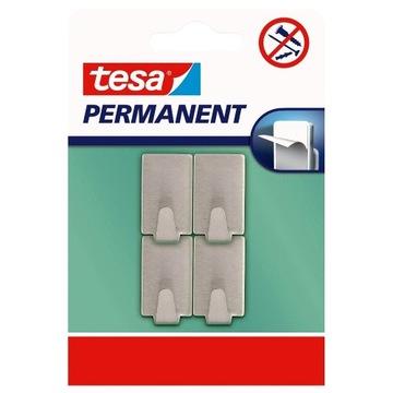 крючки вешалки-липучки TESA стальные x4 доставка товаров из Польши и Allegro на русском
