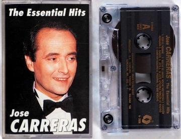 Хосе Каррерас - The Essential Hits (кассета) BDB  доставка товаров из Польши и Allegro на русском