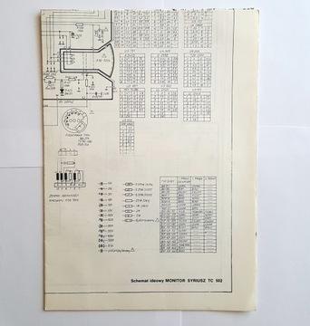 (Схема концептуальный Сириус TC 502 + Helios TC 507) доставка товаров из Польши и Allegro на русском