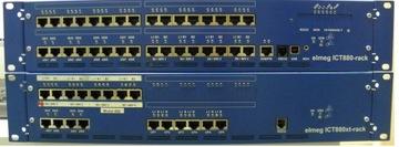 (Коммутатор телефонной Elmeg ICT880 XT модули VOIP) доставка товаров из Польши и Allegro на русском