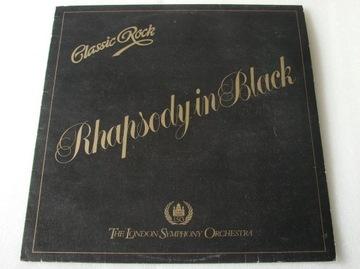 Classic Rock Rhapsody in Black LP UK 1979 Слушать доставка товаров из Польши и Allegro на русском