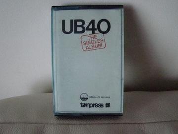 UB 40 The Singles Album MC kaseta tonpress доставка товаров из Польши и Allegro на русском