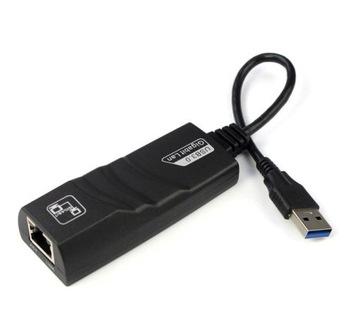Сетевая карта USB 3.0 Gigabit LAN RJ-45 Ethernet доставка товаров из Польши и Allegro на русском