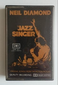NEIL DIAMOND JAZZ SINGER* кассета аудио доставка товаров из Польши и Allegro на русском