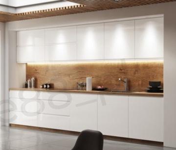 ASPEN 3.4 mb кухня, современная мебель, лак, белый доставка товаров из Польши и Allegro на русском
