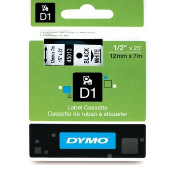 DYMO этикетка белая 12мм х 7 м 45013 S0720530 FV доставка товаров из Польши и Allegro на русском