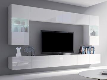 СТЕНКА НАБОР мебели гостиная блеск Короны И доставка товаров из Польши и Allegro на русском