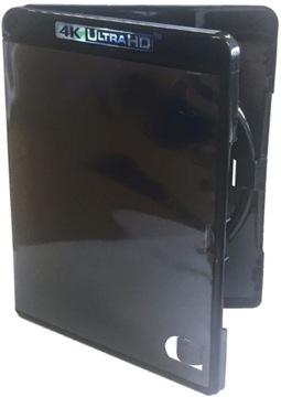 Amaray 4K UltraHD Pudełko na 1 DVD/BLU-RAY CZARNE доставка товаров из Польши и Allegro на русском