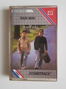 RAIN MAN SOUNDTRACK кассета аудио доставка товаров из Польши и Allegro на русском