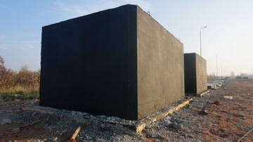 Септики бетонные 1-20m3 плотно с отверстием на трубу доставка товаров из Польши и Allegro на русском