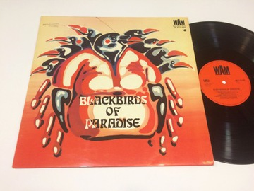 Blackbirds Of Paradise LP EX - 1360 ДЖАЗ-72r. GER доставка товаров из Польши и Allegro на русском