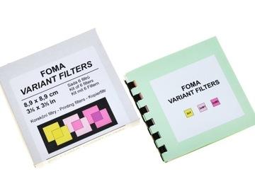 Foma Фильтры Polygrade Multigrade Variant 9x9 см доставка товаров из Польши и Allegro на русском