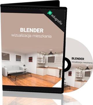 КУРС BLENDER 3D - ВИЗУАЛИЗАЦИЯ КВАРТИРЫ доставка товаров из Польши и Allegro на русском