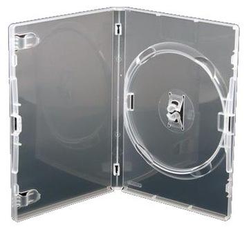 Коробки AMARAY CLEAR 1 x DVD, 100 штук, 14 мм доставка товаров из Польши и Allegro на русском