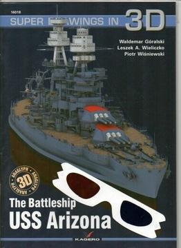 Линкор USS Arizona - Kagero 3D SuperDrawings  доставка товаров из Польши и Allegro на русском