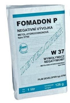 ФК Foma В 37 Fomadon P разработчик аналог D-76 доставка товаров из Польши и Allegro на русском
