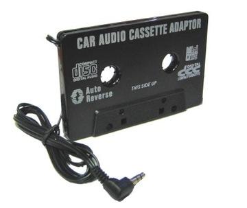 Кассета адаптер MP3 РАДИО AUX доставка товаров из Польши и Allegro на русском