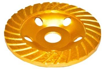 Shield pre brúsenie betónu Turbo Turbo 125 mm