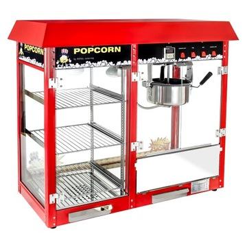 Automatický stroj pre Popcorn s FV Vykurovacie miesto
