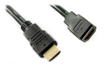 @ HDMI Extension - HDMI kábel 1.5m 4K Full HD 3D