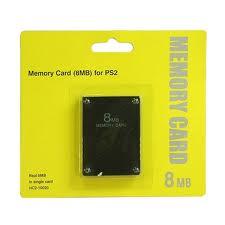 PS2 8MB Pamäťová karta Playstation 2 Pamäťová karta