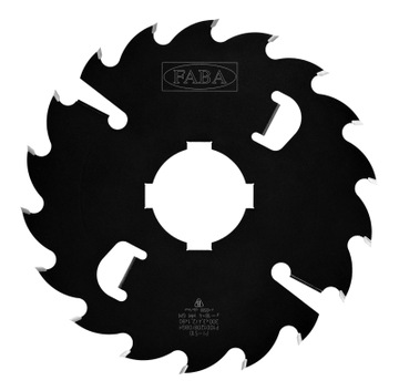Multixová píla pre multi-krúžky PI-510 Faba D350 / 70 Z = 18