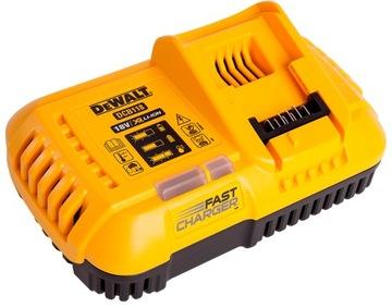 Nabíjačka batérií DeWALT DCB118 XR 18-54V flexvolt