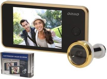 KAMERA VIDEO VIDEO ORNO LCD 3.2 kukátko pre dvere