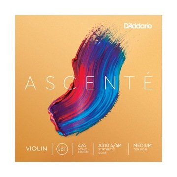 D'Addardio Ascentre A310 4 / 4M reťazce na husle
