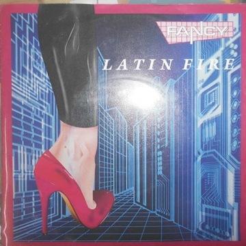 Latinský oheň - Fancy veľmi dobrý / VG 885 711 7 WinYL