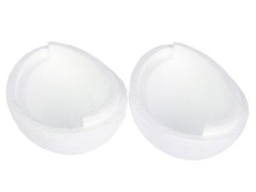Vajcia polystyrénové vajce 2 polovice 30cm JAJO30PU