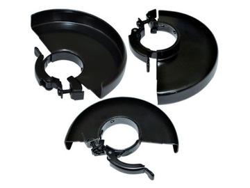 Kryt disku 125 mm brúska Makita Nastavenie