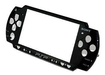 PSP 2000 2004 Predný panel - Bývanie Facepanel