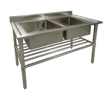 Umývadlo nerezové gastronomické umývadlo 1000 mm