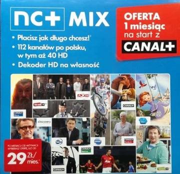 TOP UP TNK HD / NNK, NC + MIX karty na 3 mesiace
