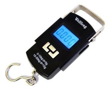 Elektronické Wedhové BABLE HAKOWA 50 kg