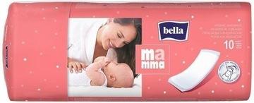 BELLA MAMMA veľké popôrodné vložky 10 ks