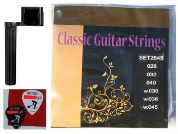 Klasické nylonové gitary + bez kľučky