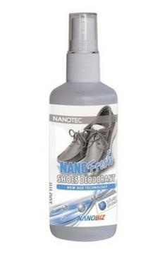 Deodorant Offyear Antisics odstraňuje baktérie