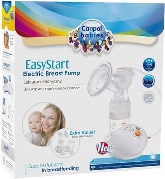 CANPOL ELECTRIC dvojfázová odsávačka mlieka EasyStart