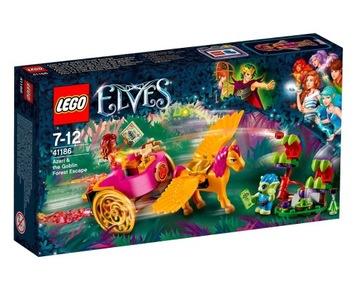 LEGO ELVES 41186 AZARI A GOBLINOV LES BEH