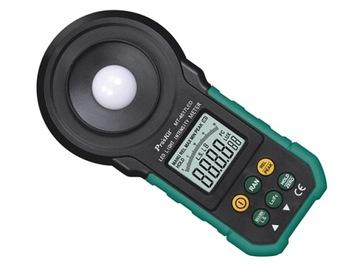 Luxemeter Pro'sKit MT-4617L, luxometer