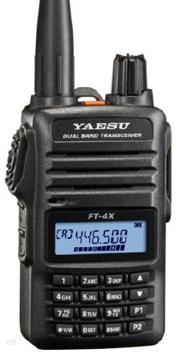 Yaesu FT-4XE Radiotelefón NOVINKA Z CON-SPARK 36M