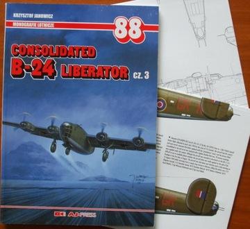 B-24 Liberator časť 3 - AJ tlač