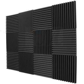 Akustické panely Mata Akustická pena 3 m2